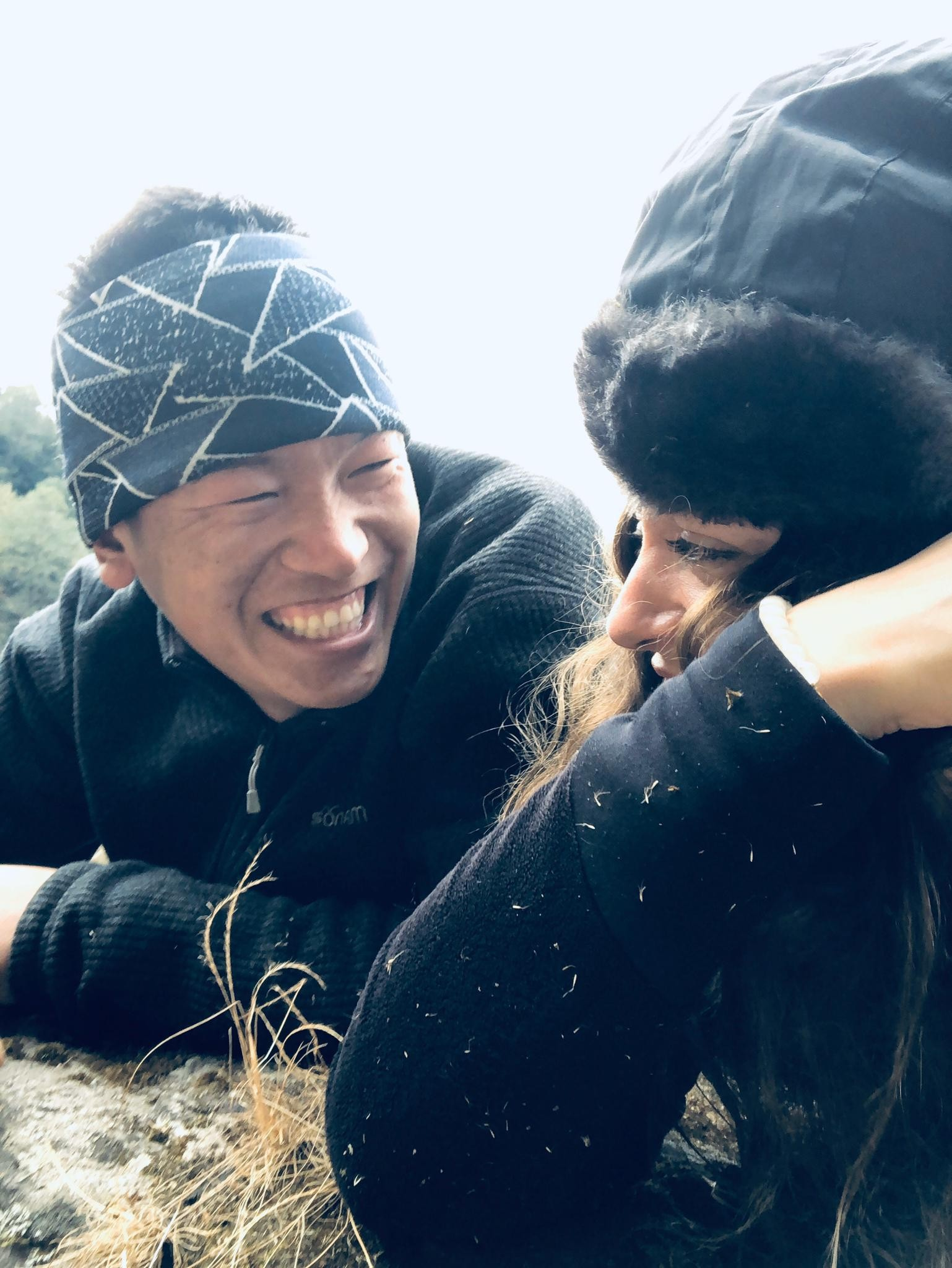 Xiana Siccardi & Lakpa Nuru Sherpa